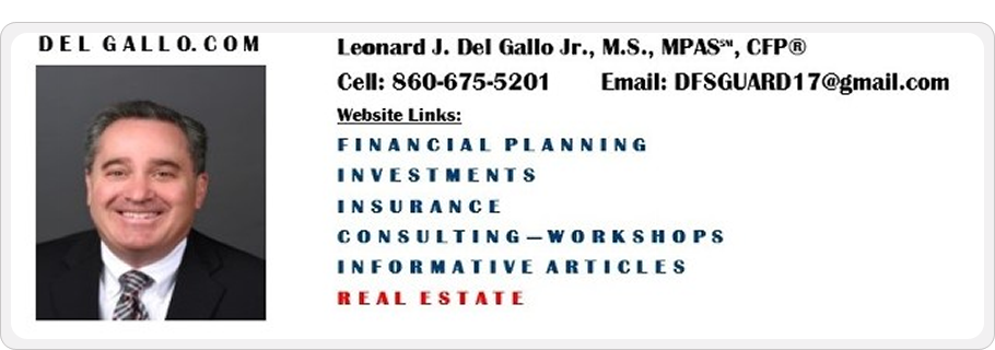 DELGALLO COM - Avon CT  - Planning, Investments, Insurance